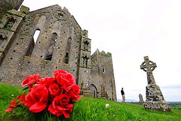At the Rock of Cashel, Cashel, County Tipperary, Ireland
