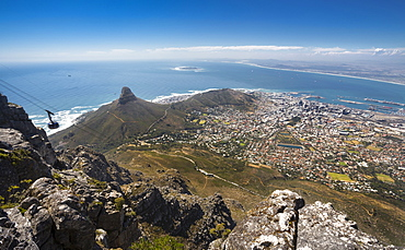 Signal Hill, Tablemountain National Park, Cape town, Western cape, South Africa