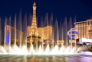 Paris Hotel and Casino in Las Vegas, Nevada, USA