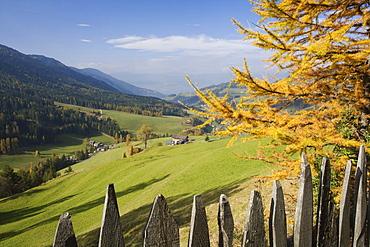 St. Magdalena, Villnoess Valley, Trentino-Alto Adige/Südtirol, Italy