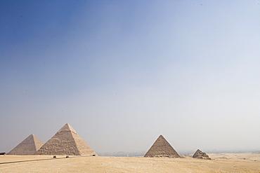 Pyramids of Giza,Cairo, Egypt