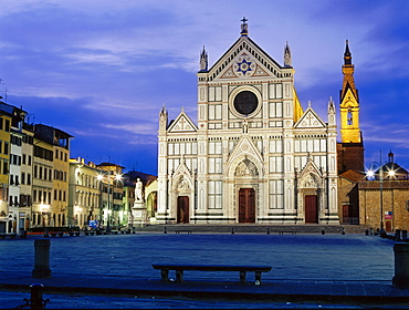 Piazza S. Croce, S. Croce, Firenze, Tuscany, Italy