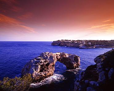Cala Santanyi, Mallorca, Baleares, Spain