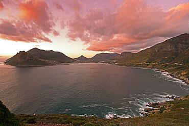 Chapmans peak, Pass, Hout Bay, Cape Peninsula, South Africa