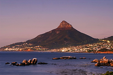 Lions Head, Camps Bay, Capetown, South Africa