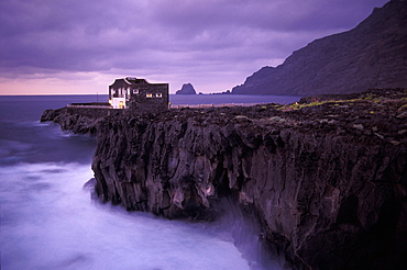 Hotel Puntagrande, El Hierro, Canary Islands, Spain