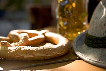 Traditional Bavarian food, Munich, Bavaria