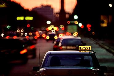 Taxi, Taxi, Berlin