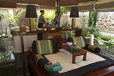 Banyan Tree Spa Massage, Banyan Tree Resort, Phuket, Thailand