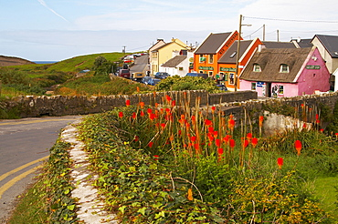 outdoor photo, summer, Doolin, County Clare, Ireland, Europe