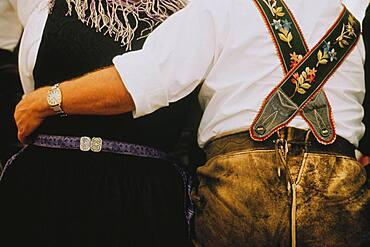 Bavarian clothing, Upper Bavaria