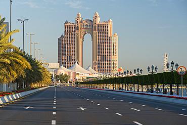 Fairmont Marina Resort, Abu Dhabi, United Arab Emirates