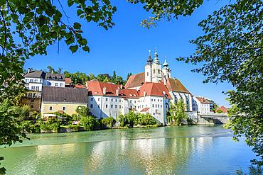 Steyrdorf in Steyr, Upper Austria, Austria