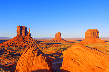 Monument Valley, Arizona, USA,