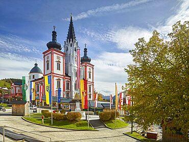 Mariazell Basilica, Styria, Austria