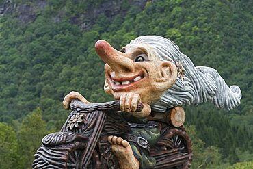 Trolls, Trollstigen, More og Romsdal, Norway