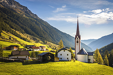 St. Sigmund im Sellrain, Tyrol, Austria