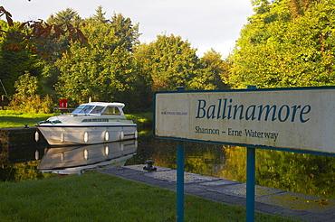 outdoor photo, Shannon & Erne Waterway, Public Marina, Bellinamore, County Leitrim, Ireland, Europe
