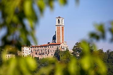 The church of Monte Berico, Basilica, Vicenza, Veneto, Italy
