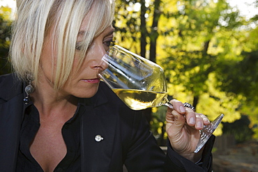 Annette Lizotte is a sommelier specialising in the wines of Friuli-Venezia Giulia, Italy