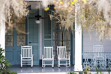 Myrtles Plantation is known as one of the most haunted homes in America, St. Francisville, Louisiana, USA