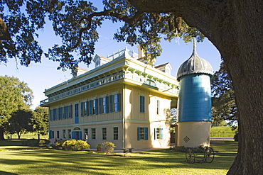 St. Francisco Plantation in Garyville, Louisiana, USA