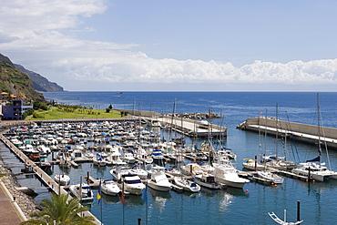 Calheta Marina, Calheta, Madeira, Portugal