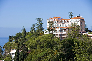 Reid's Palace Hotel, Funchal, Madeira, Portugal