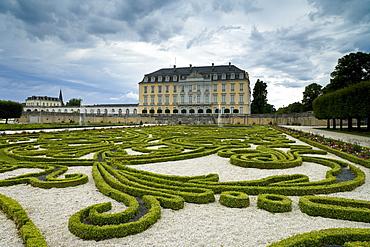 Augustusburg palace, Bruehl, North-Rhine Westphalia, Germany, Europe, UNESCO cultural world heritage