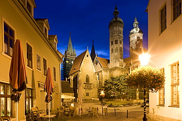 Naumburg cathedral St. Peter and Paul, Naumburg an der Saale, Saxony-Anhalt, Germany, Europe