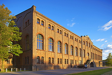 Zweckel power house, Gladbeck, Ruhrgebiet, North Rhine-Westphalia, Germany, Europe