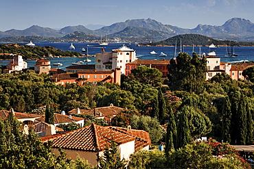 Italy Sardinia Costa Smeralda Hotel Cala di Volpe