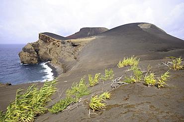 Vulcano dos Capelinhos, Faial Island, Azores, Portugal