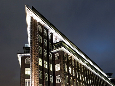 Chile Building, Hanseatic City of Hamburg, Germany