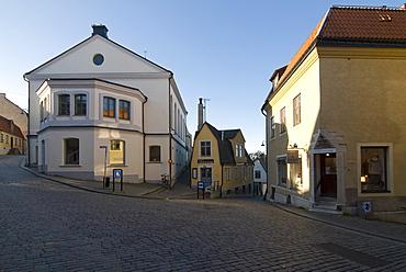 View of Visby, Gotland, Sweden, Scandinavia, Europe