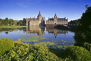 Anholt Castle, Isselburg, North Rhine-Westphalia, Germany
