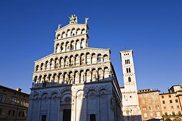 Church of San Michele, Lucca, Tuskany, Italy