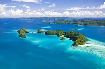 Long Beach Island at Palau, Micronesia, Palau