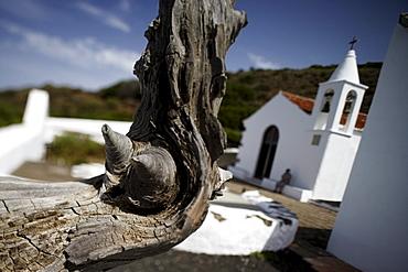 Chapel Ermita de los Reyes, La Dehesa, El Hierro, Canary Islands, Spain