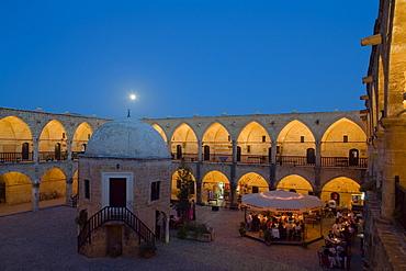Buyuk Han, The Great Inn, Ottoman caravansary, Lefkosia, Nicosia, North Cyprus, Cyprus