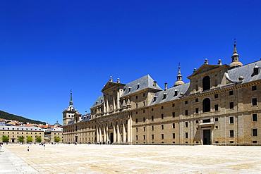 Real Sitio de San Lorenzo de El Escorial, San Lorenzo de El Escorial, Community of Madrid, Spain