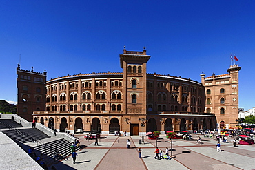 Las Ventas, bullring, Madrid, Spain