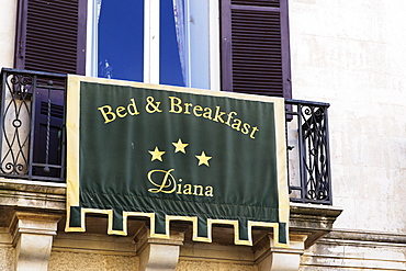 Bed and Breakfast Hotel, Syracuse, Sicily, Italy