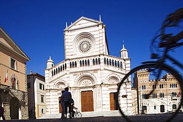 San Lorenzo nella Cattedrale, Piazza Dante Alighieri, Grosseto, Tuscany, Italy