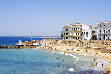 Old town, Gallipoli, Puglia, Italy