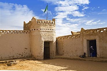 Ghat, oldtown, Libya, Sahara, North Africa
