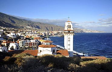 Basilica de la Virgen, Candelaria, Tenerife, Canary Isles, Spain, Europe