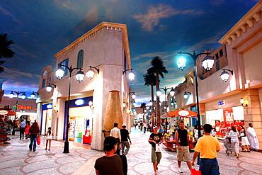 Ibn Battuta Shopping Mall, Dubai, United Arab Emirates, UAE