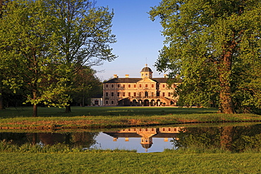 Favorite palace, near Rastatt, Black Forest, Baden-Wuerttemberg, Germany