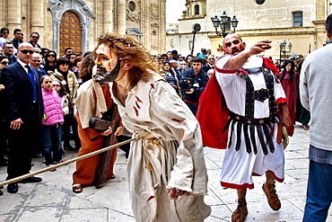Holy Thursday procession, Marsala, Sicily, Italy